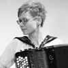 Yvonne Glur-Troxler, Akkordeonistin